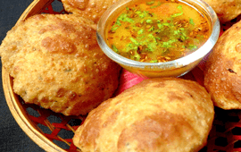 Poori Stuffed (Kachori)